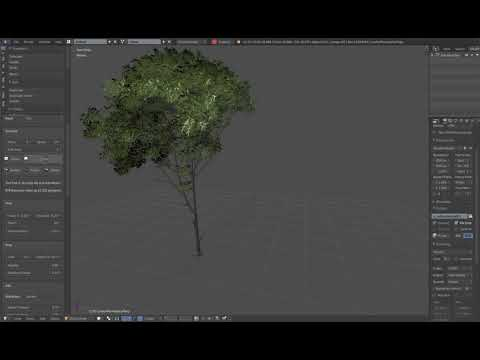 The grove 3D 5.0 - Seems like the best 3d tree growing software out there
