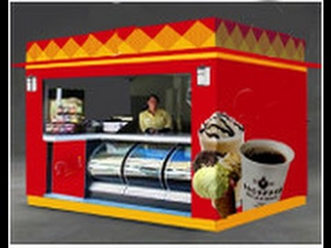 Food Concession Stands for Sale   Custom Outdoor Mobile Kiosks
