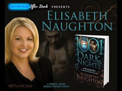 BookTrib After Dark Interview With Elisabeth Naughton, Author Of 'Unchained' | Deadly Secrets