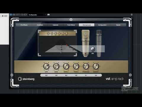Cubase 10 501: Studio Series – Recording Guitars – 3. Recording DI Electric Guitar