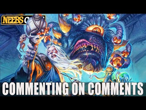 Dungeons and Dragons Anyone? Commenting on Comments