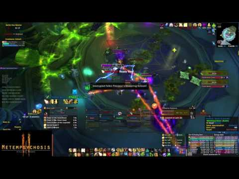 Mythic Desolate Host First Kill - Holy Paladin PoV (Spirit Realm)