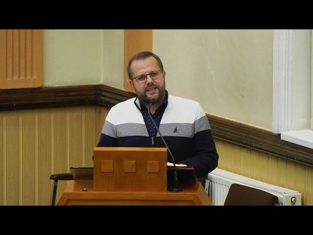 Daniel Severa - Mesajul pentru marți - zi de post și rugăciune