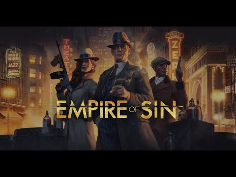 Empire of Sin Reveal Trailer for Nintendo Switch – Empire of Sin Gameplay from E3 2019