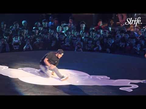 WING vs NORI | STRIFE. | Red Bull BC One 2013 World Finals