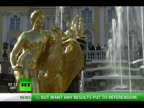 The Russian Versailles: Mesmerizing Peterhof (RT Documentary)