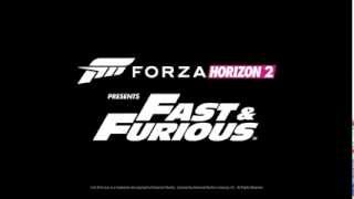 Forza Horizon 2 - Fast & Furious Expansion Trailer