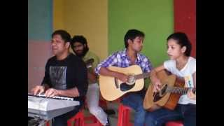 Bhigi Bhigi si hai rate song Guitar Group Performance
