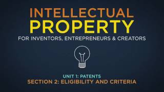 Lecture 7: The Debate Over Software Patents