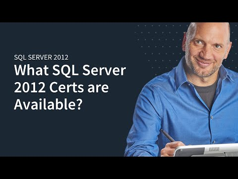 Micronugget sql server 2012 certifications youtube micronugget sql server 2012 certifications sciox Choice Image