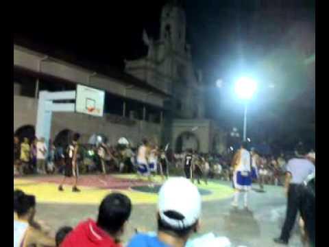 yaelmae - 3rd quarter poblacion vs tibagan 4.14.09 San Miguel, Bulacan