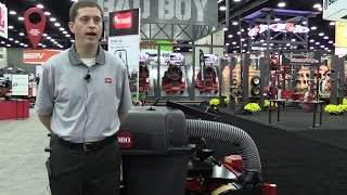 Toro Booth Tour at Green Industry & Equipment Expo 2016