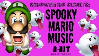 Songwriting Secrets: Spooky Mario Music