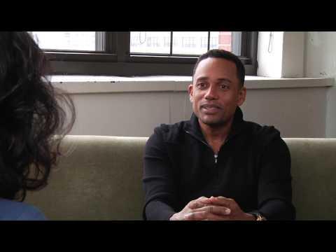 Founder Mona Jhaveri Interviews with Hill Harper