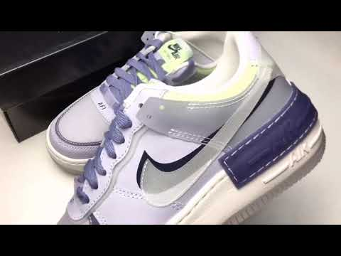 Wmns Air Force 1 Shadow Se World Indigo Ck6561 001 Previews Youtube If you want something that is universally appealing, the air force 1 low is here to meet your needs. wmns air force 1 shadow se world indigo ck6561 001 previews