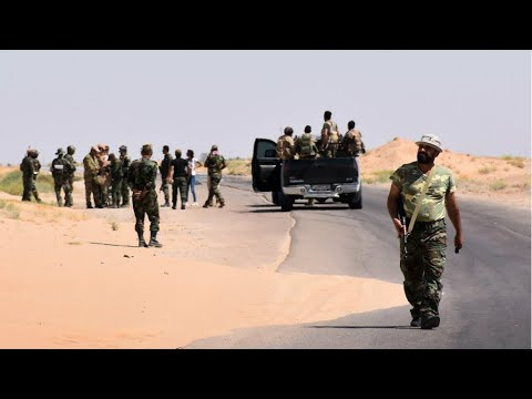 Syria: Army retakes strategic military airport from Islamic State group