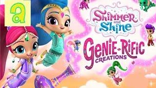 ШИММЕР И ШАЙН МУЛЬТИК ПРО ДЖИНОВ СМОТРЕТЬ,создаем своего ДЖИНА,Shimmer and Shine,видео для детей