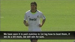 bwin Champions League Forecast with Sami Khedira (Ajax Amsterdam - Real Madrid)
