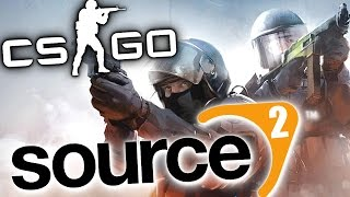 CS:GO - Engine Update - 128 tick! Upcoming Content of Counter-Strike Source 2 Engine