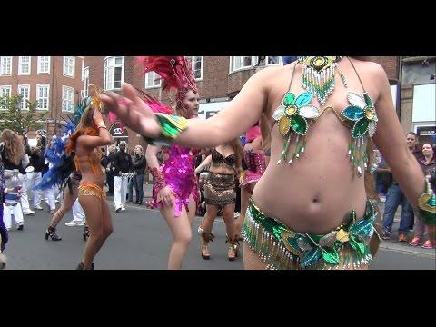 Aalborg Karneval 2016, International Parade - #10 - 20-05-2016 - Carnival Dancers