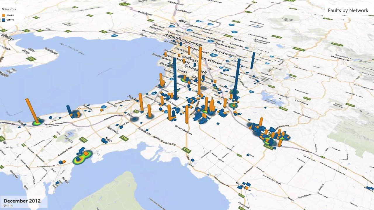IM Systems Big Data Geospatial Analysis - YouTube