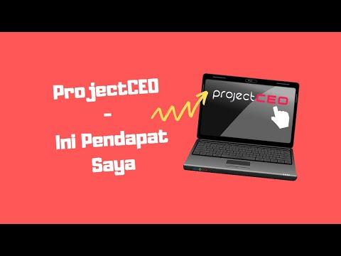 Project CEO - Ini Pendapat Saya