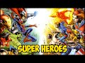Minecraft: MOD PVP - SUPER HEROES c/ Moonkase