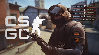 CS:GO - Return Of The Dong! (Full Competitive Gameplay)