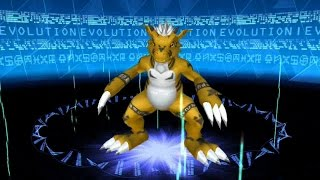 Digimon World Next Order - Starter Digimons Digivolutions