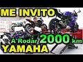 YAMAHA ME INVITO A RODAR 2000 KILOMETROS BLITZ RIDER mp3