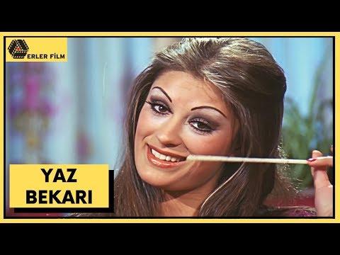 Yaz Bekarı | Tarık Akan, Gülşen Bubikoğlu | Türk Filmi | Full HD