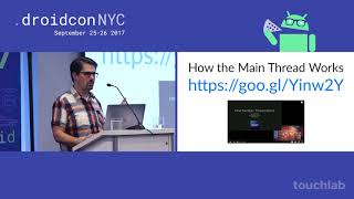 droidcon NYC 2017 - How Espresso Works