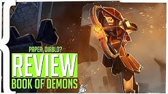 """Book of Demons - REVIEW - """"Paper Diablo?"""""""