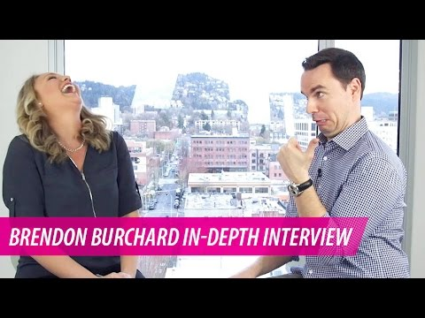 Brendon Burchard | How to Become a Successful Personal Development Trainer with Kelsey Humphreys