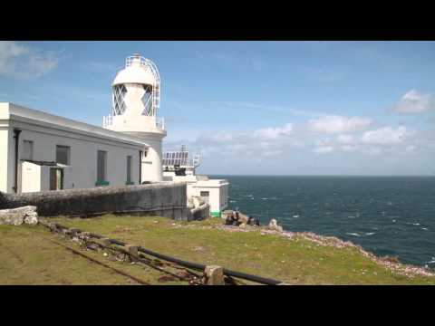 Lundy island: Biology and Psychology students dissertation field trip