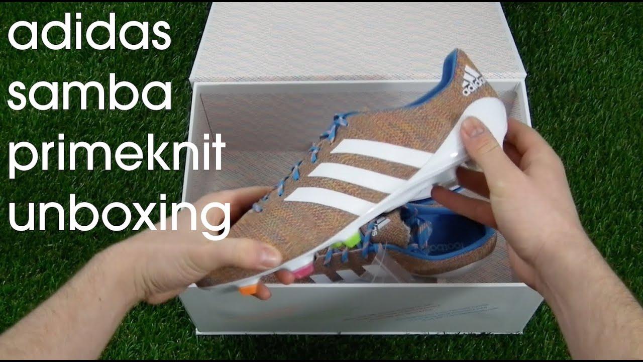 samba primeknit adidas