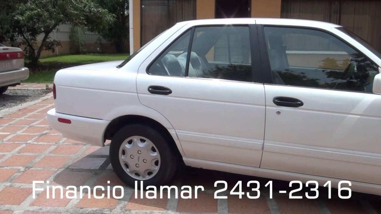 Nissan Sentra B13 1994 GXE, BLANCO 4 PUERTAS, AUTOMATICO ...