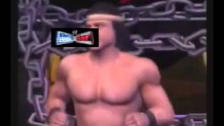 WWE Video Game Evolution of Jimmy Snuka (From Showdown Legends of Wrestling to WWE All Stars)