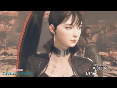 อนิเมชั่น Games Revelation Online (NGẪU HỨNG | HOAPROX REMIX ) OST 2018 [HD]