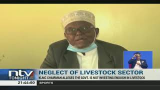 Livestock Council chairman says government has neglected the sector