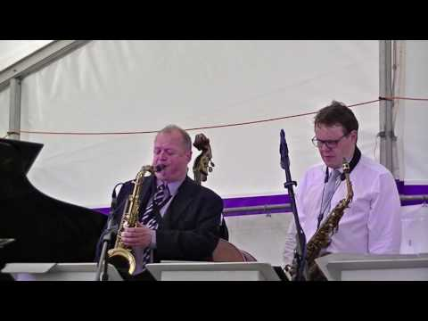 Swanage Jazz Festival 2016. 'Give Me The Simple Life', by Skelton-Skinner