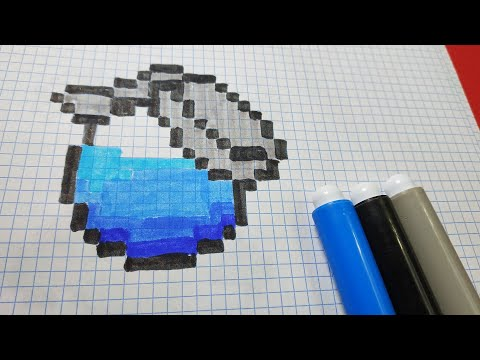 Como hacer el Escudo de Fortnite | Hama Beads | Pixel Art - YouTube