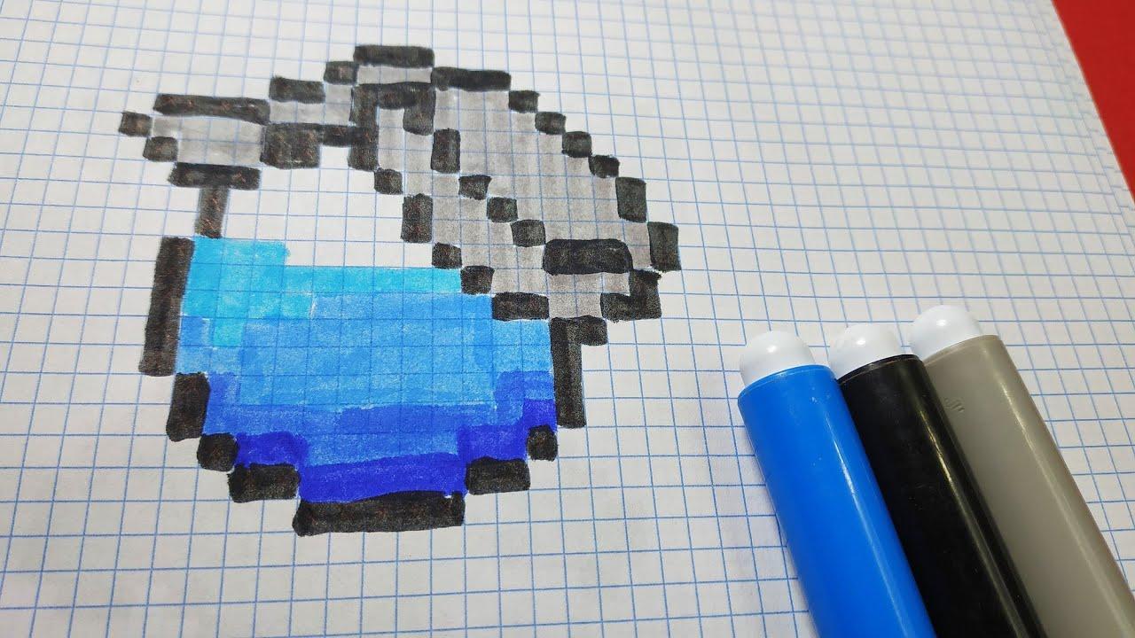 Como Hacer El Escudo De Fortnite Hama Beads Pixel Art