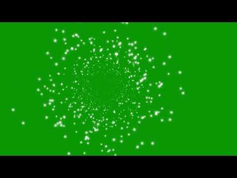 Full HD Green Screen Star Feald Effects Free