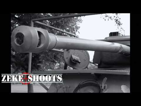 Guns Around Town // Sherman M4A3 75mm Medium tank