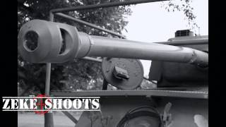 Zeke Shoots: Guns Around Town // Sherman M4A3 75mm Medium tank