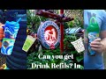 The Truth about refillable drinks at Universal, Sea world and Disney Orlando Florida