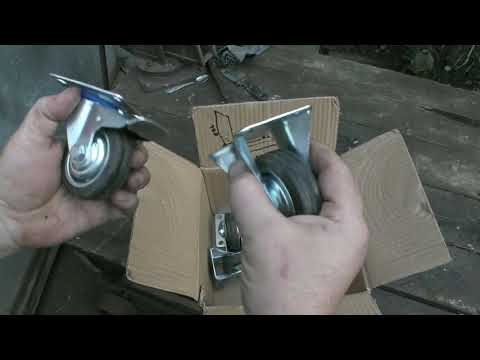 Новый инструмент 🔥, строю грузовую тележку 🚜.