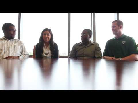 INROADS Interns Stand Out