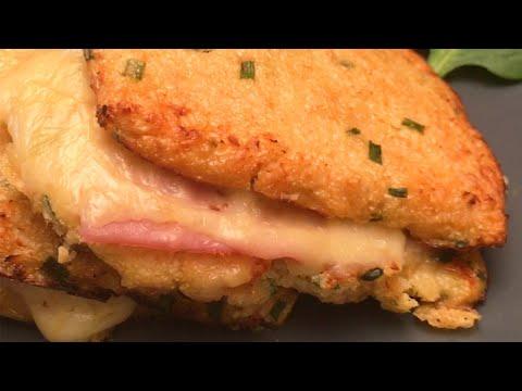 remplacez-le-pain-du-croque-monsieur-par-du-chou-fleur-!-|-5-recettes-au-jambon-blanc-façon-chefclub